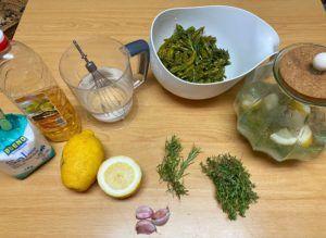 ingredients raïm de pastor recepta